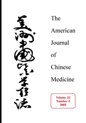 American Journal of Chinese Medicine